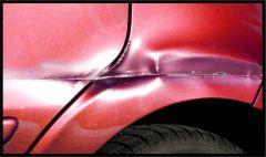 Autounfallreparatur